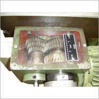 Slide Feed Gear Box