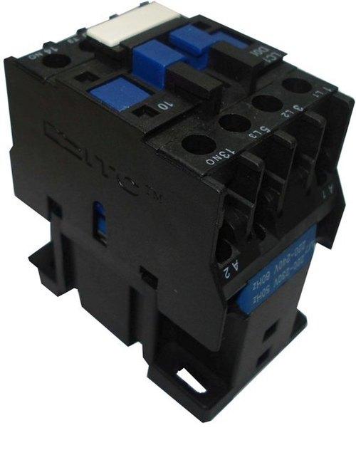Mechanical enterlocking contactor
