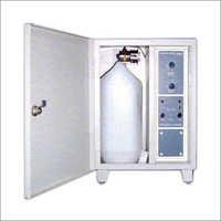 Composite wastewater Pressure line Sampling System