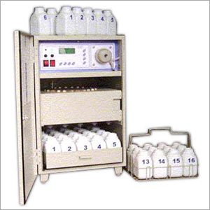 Multi Bottle Discrete Wastewater Effluent Sampler
