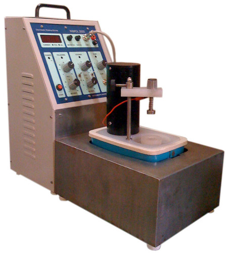 Electrolytic Metallurgical Polisher Etcher