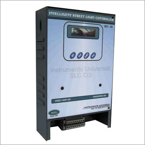 Three Phase Street Light Controller