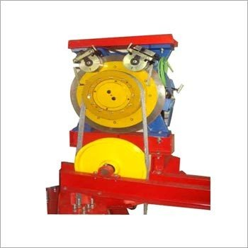 High Speed Gearless Elevator Motor