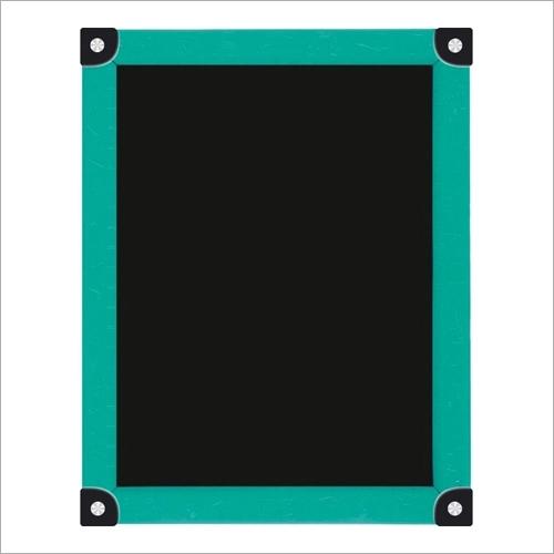 Stationary Plastic Frame Slate