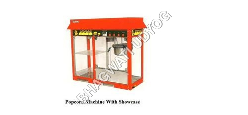 Popcorn Machine With Showcase