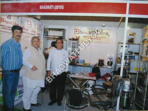 Ahaar Fair Stall