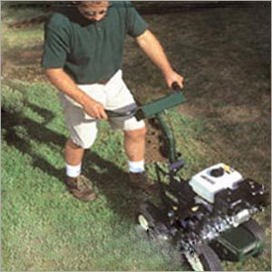 Tufco Sod Cutter In Operation