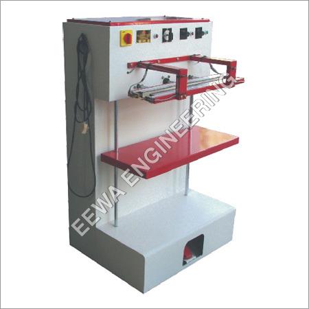 Pneumatically Control Sealing Machine