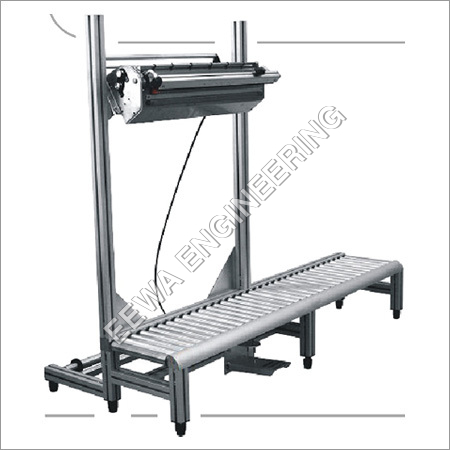 FOOT PEDAL OPERATED SEALING MACHINE