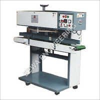 Continuous Belt Sealing Equipment