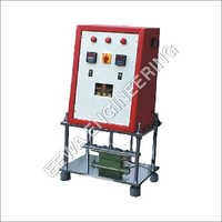 LABORATORY TYPE HEAT SEALING MACHINE
