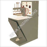PLASTIC FILE FOLDER INDEXING MACHINE