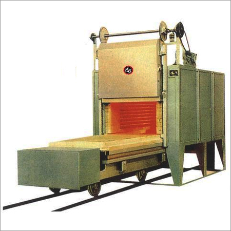 Electric Bogie Hearth Furnace