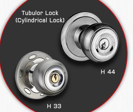 Tubular Lock(Cylindrical Lock)