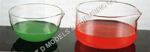 BASIN CRYSTALLIZING GLASS
