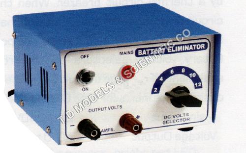 BATTERY ELIMINATORS