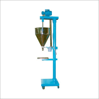 Dust Manual Filling Machine