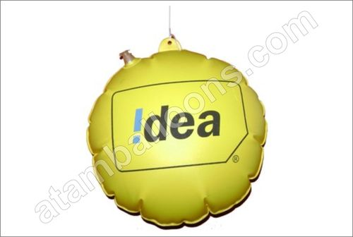 Advertising PVC Dangler And Balloon