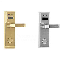 Contactless RFId Card Based Locks