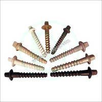 Rail Screw  & Plate Screw