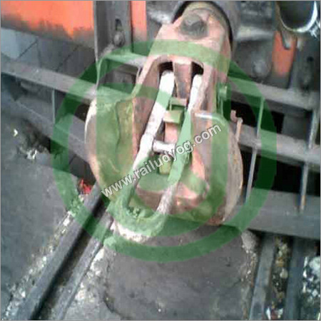 Railway Coupler Assembly