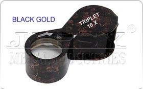 Black Gold Eye Loupe