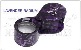 Lavender Radium Eye Loupe