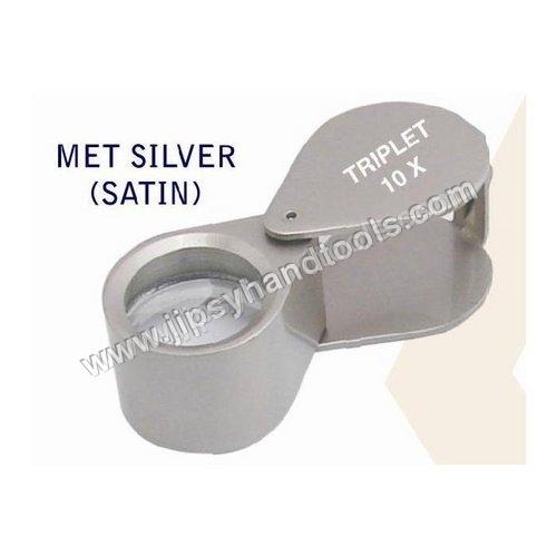 Met Silver (Satin) Eye Loupe
