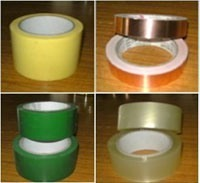 Copper Tape, Green Tape ,Yellow Tape, & Normal Tap