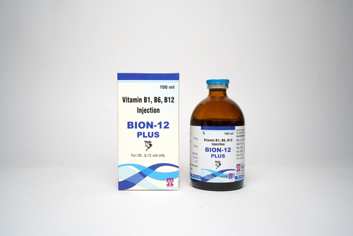 Vitamin B1B6B12 Injection