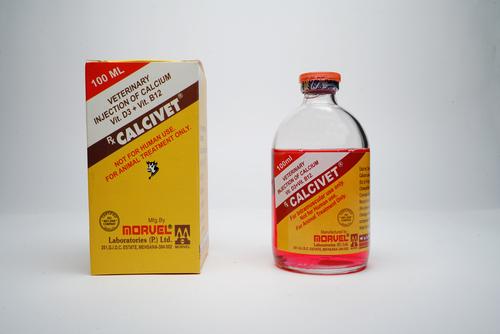 Chole Calciferol & Cynocobalamine Injection