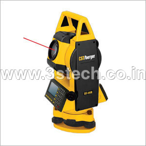 Electronic Reflectorless Total Station