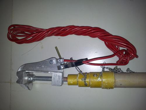 Discharging Rod