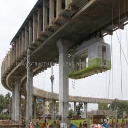 Formwork for Sky Bus Project, Goa