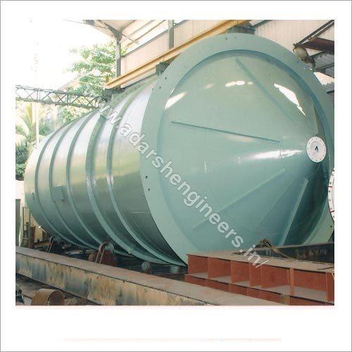 Storage Vessels