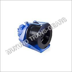 Industrial Winch Drive