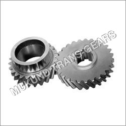 Industrial Helical Gears