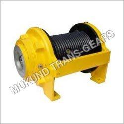 Hydraulic Winch Drive