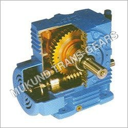 SNU Worm Gear Unit