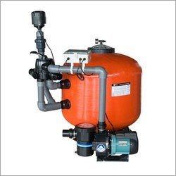 Fiberglass Filter Tank
