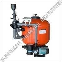 Fiberglass Swimming Pool Filter Tank
