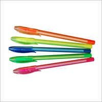 Colourful Refillable Pens