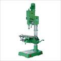 Geared Drilling Cum Milling Machine