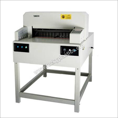 Control Paper Cutting Machine
