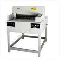 Control Paper Cutting Machine