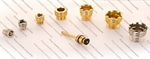 Brass Inserts For PPR Pipes Fittings
