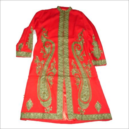 Aari Embroidery Long Jackets