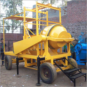 4 Tower Mobile Lift Machine