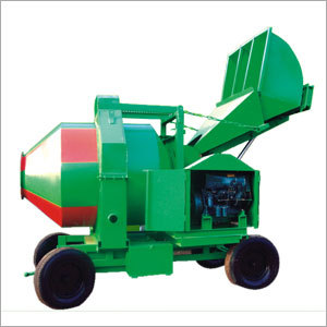 3 Bin Mobile Batching Plant