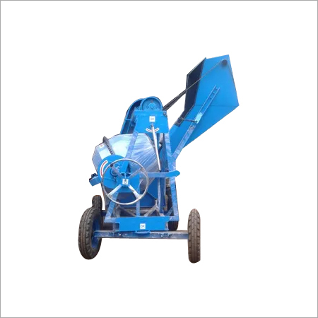Manual Hopper Mixture Machine